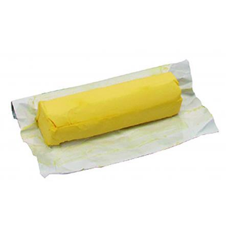 Beurre coloré